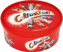 FREE CELEBRATIONS           with orders over £75.00