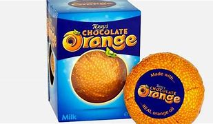 FREE CHOCOLATE ORANGE           with orders over £30.00